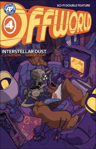 Offworld: Sci-Fi Double Feature #4