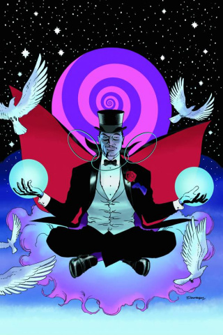 Mandrake: The Magician #1 (Cooke Virgin Cover)