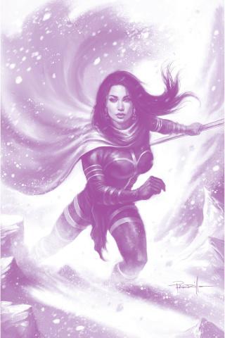 Dejah Thoris #9 (25 Copy Parrillo Tint Virgin Purple Cover)