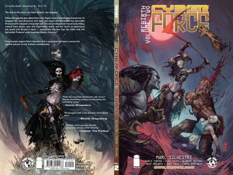 Cyber Force: Rebirth Vol. 2