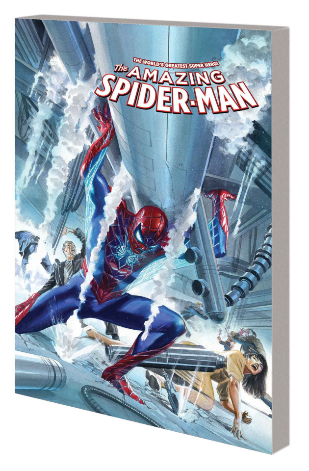 The Amazing Spider-Man: Worldwide Vol. 4