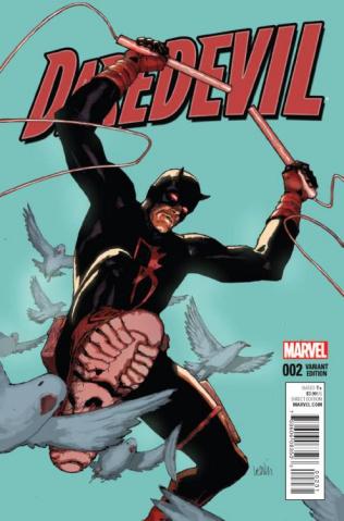 Daredevil #2 (Variant Cover)