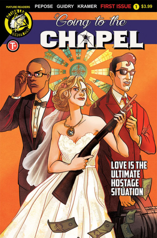 Going to the Chapel #1 (Lisa Sterle Cover)
