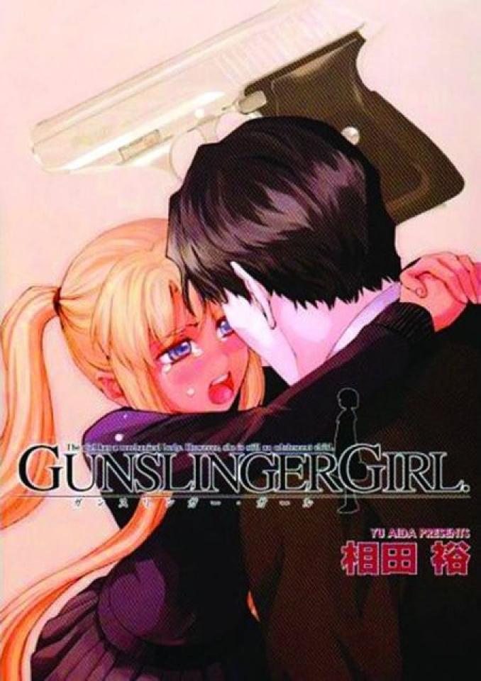 Gunslinger Girl Omnibus Vol. 4