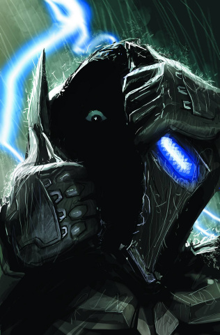 Batman: Arkham Knight - Genesis #2