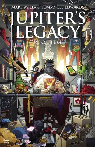 Jupiter's Legacy: Requiem #1 (Yildirim Cover)