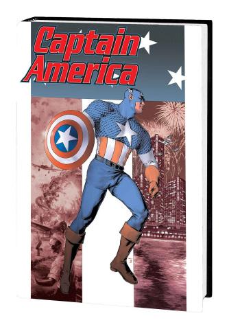 Captain America by Dan Jurgens (Omnibus)