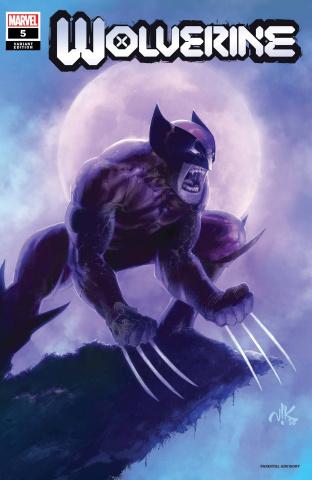 Wolverine #5 (Bogdanovic Cover)