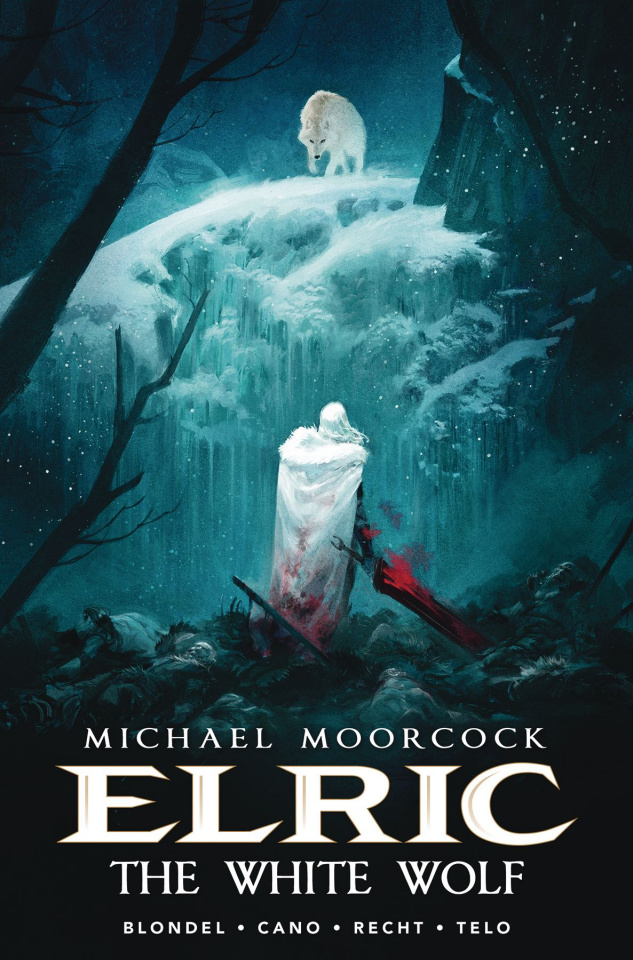 Elric: The White Wolf #1 (Telo Cover)
