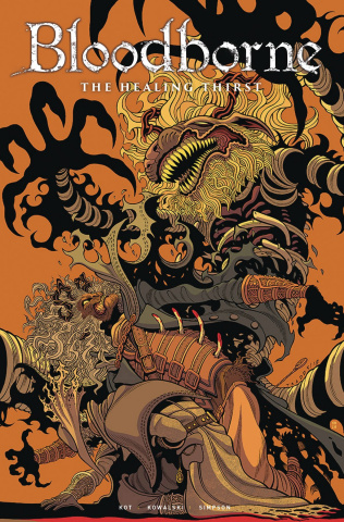 Bloodborne #5 (Moore Cover)