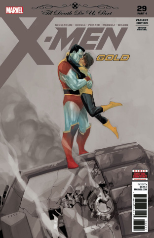 X-Men: Gold #29 (Noto 2nd Printing)