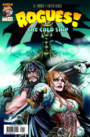 Rogues! #1: The Cold Ship