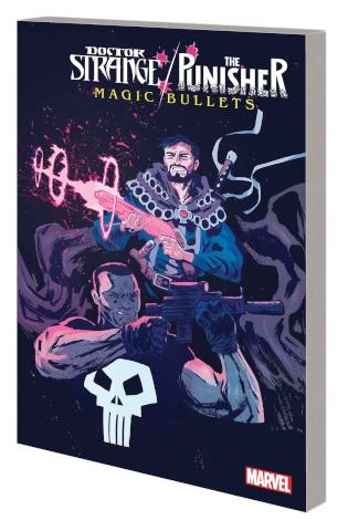 Doctor Strange / The Punisher: Magic Bullets