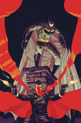Batman / The Shadow: The Murder Geniuses