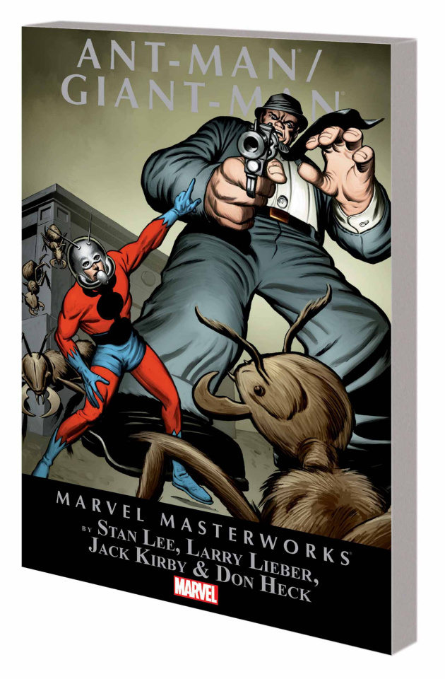 Ant-Man / Giant-Man Vol. 1 (Marvel Masterworks)