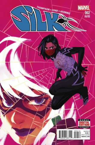 Silk #2 (Chen 2nd Printing)