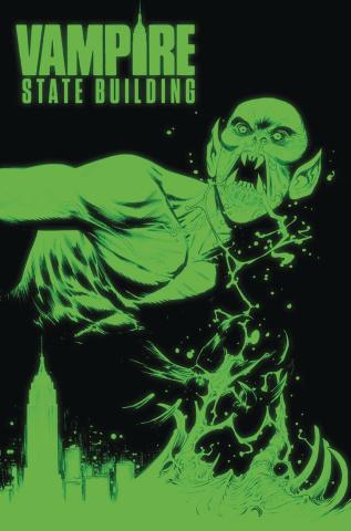 Vampire State Building #4 (10 Copy Glow In Dark Cover)