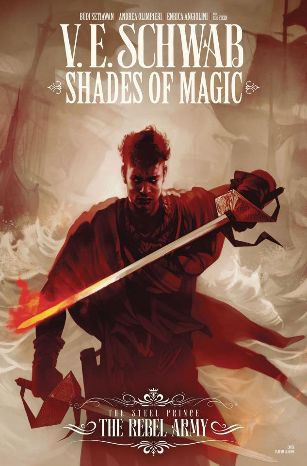 Shades of Magic: The Rebel Army #2