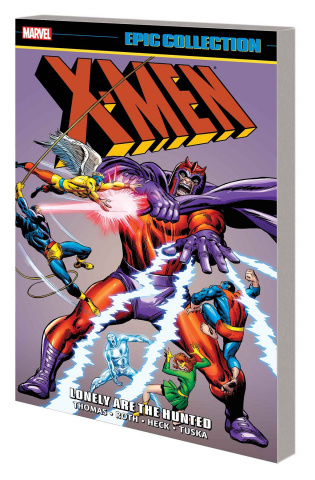 X-Men: Lonely Are The Hunted