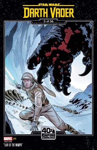 Star Wars: Darth Vader #1 (Sprouse Empire Strikes Back Cover)