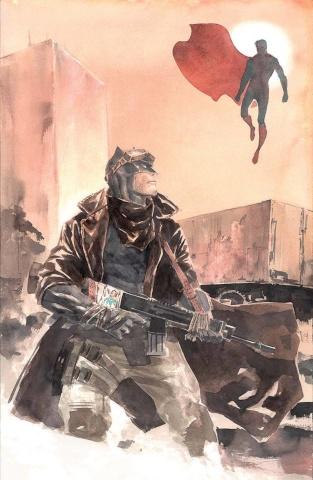 Batman Beyond #10 (Variant Cover)