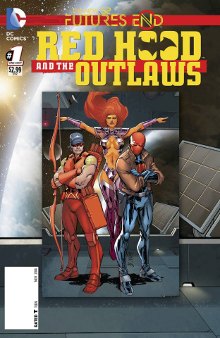 Red Hood and The Outlaws: Future's End #1 (Standard Cover)