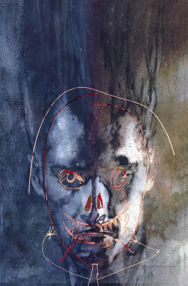 Legion #1 (Sienkiewicz Cover)