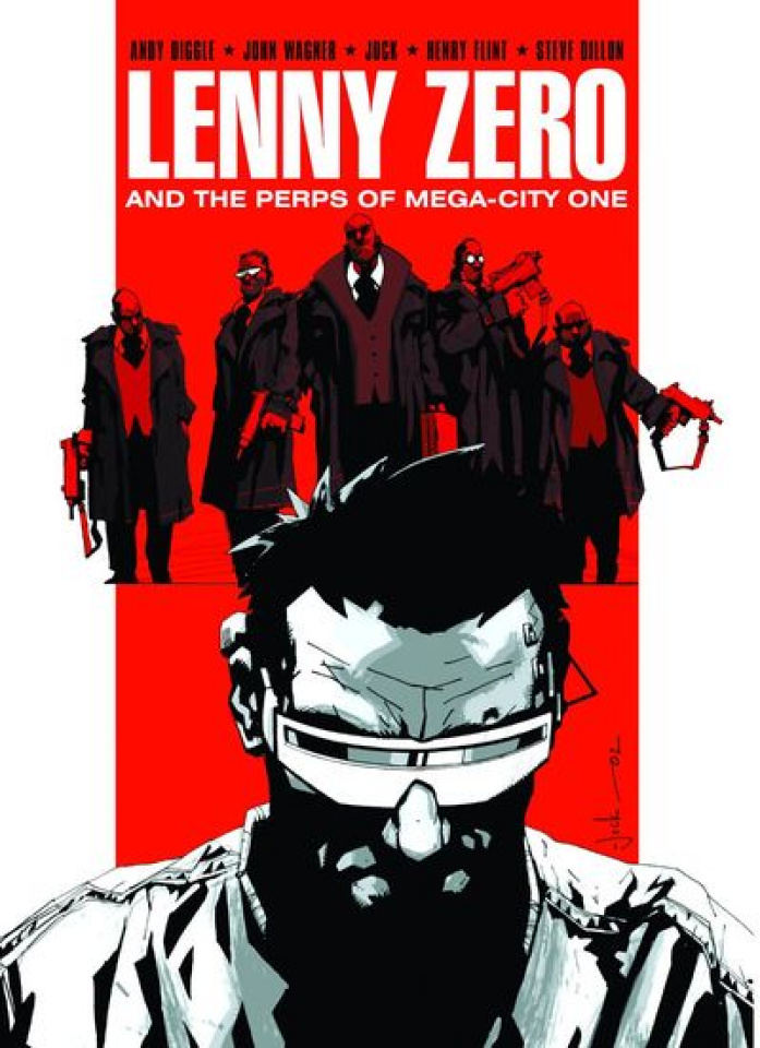 Lenny Zero and the Perps of Mega City One