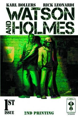 Watson and Holmes #1 (2nd Printing)