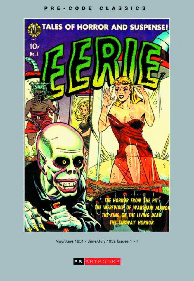 Eerie Vol.  1