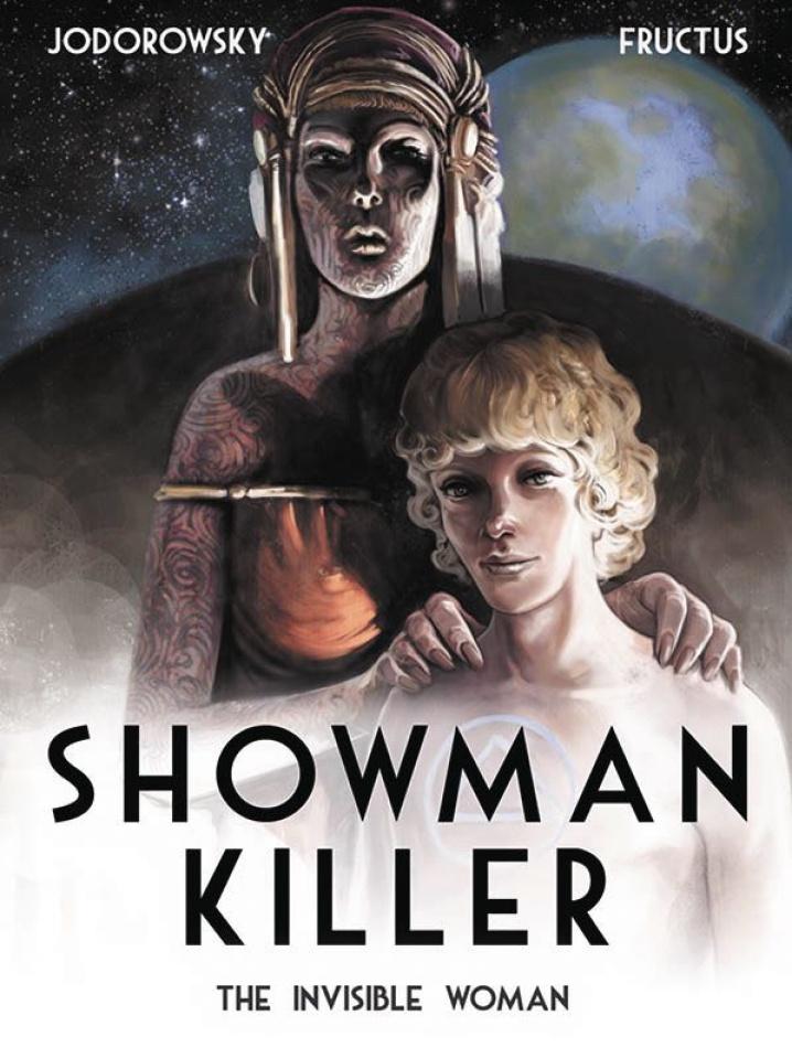 Showman Killer Vol. 3