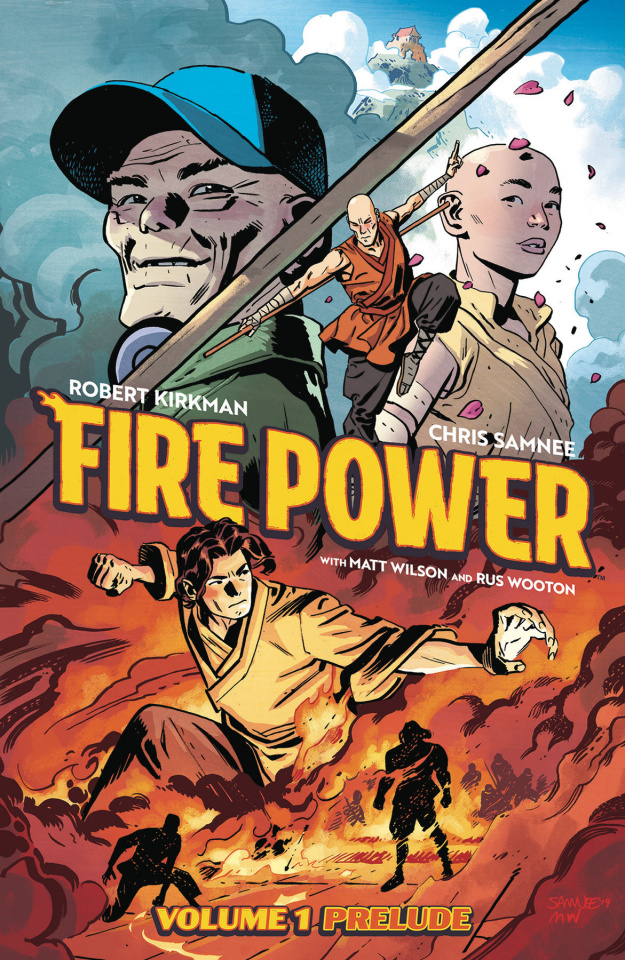 Fire Power Vol. 1: Prelude