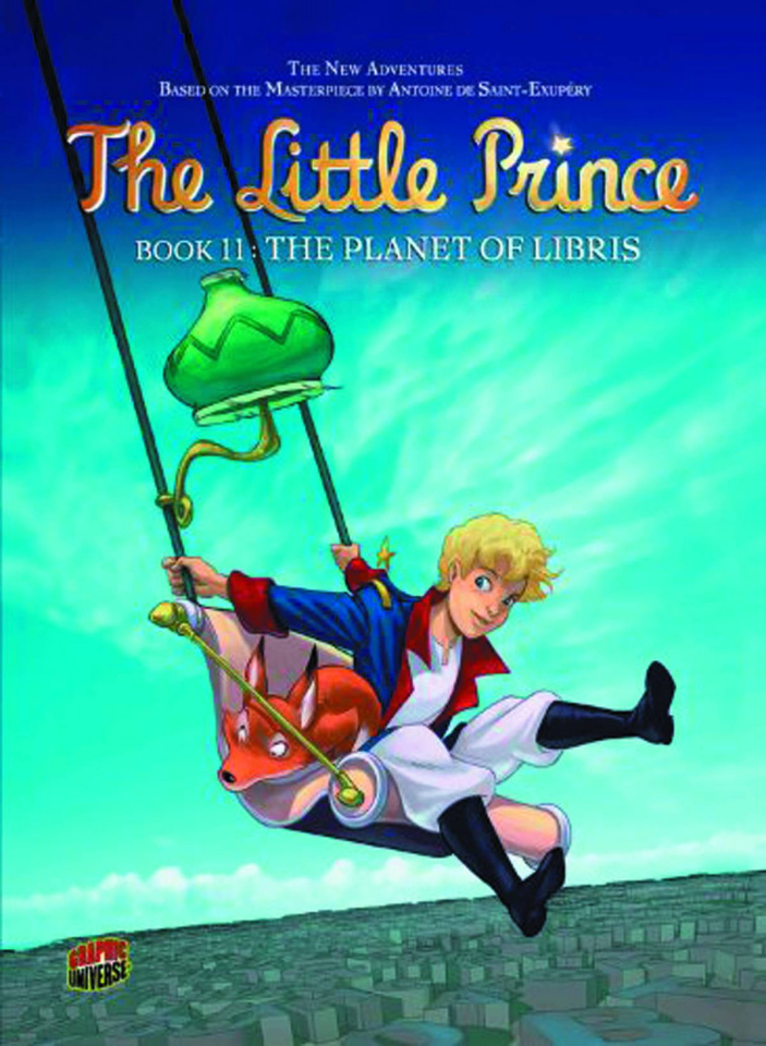 The Little Prince Vol. 11: The Planet of Libris
