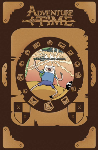 Adventure Time Vol. 3 (Enchiridion Edition)