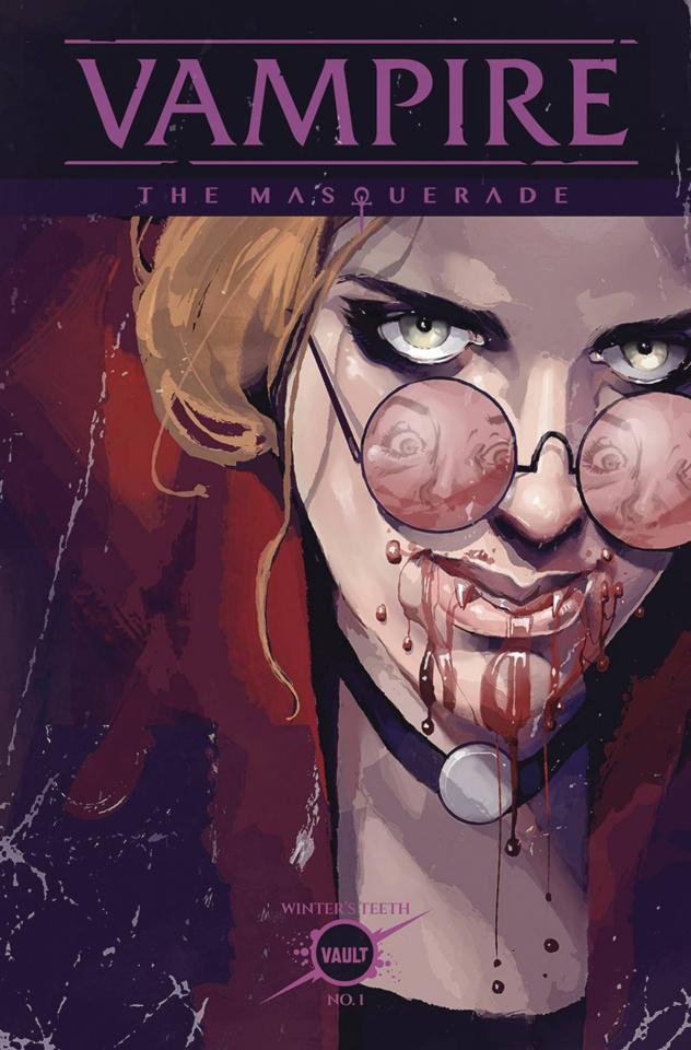 Vampire: The Masquerade #1 (Daniel & Gooden Cover)