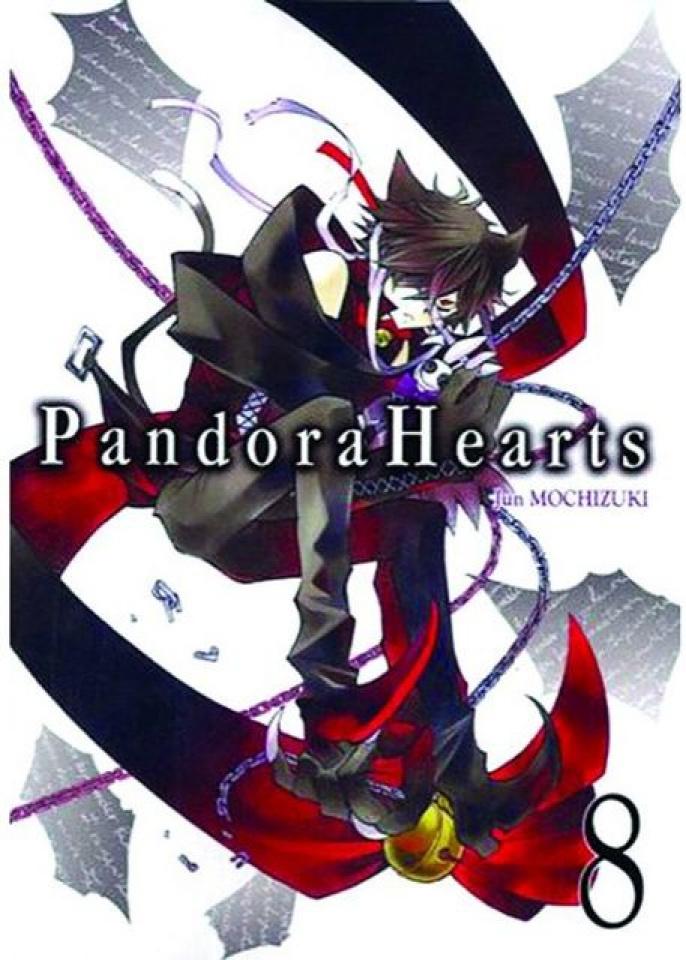Pandora Hearts Vol. 8