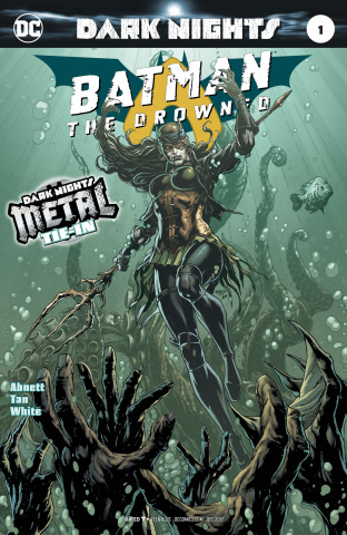 Batman: The Drowned #1 (Metal)