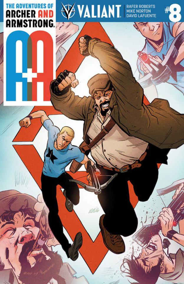 A&A #8 (10 Copy Cover)