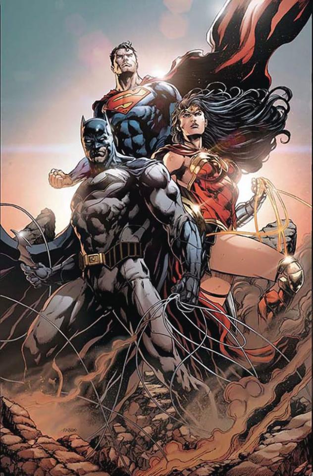 Trinity #1 (Variant Cover)