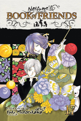 Natsume's Book of Friends Vol. 17
