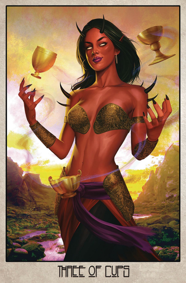 Grimm Fairy Tales: Dance of the Dead #6 (Meguro Cover)