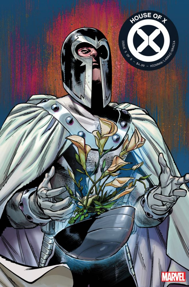 House of X #5 (Pichelli Flower Cover)