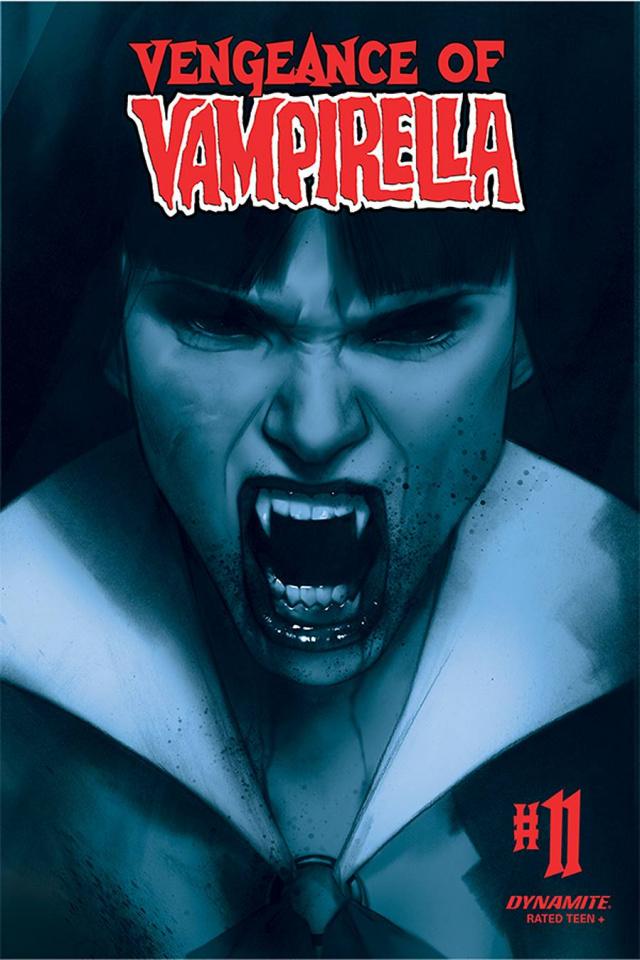 Vengeance of Vampirella #11 (40 Copy Oliver Tint Cover)