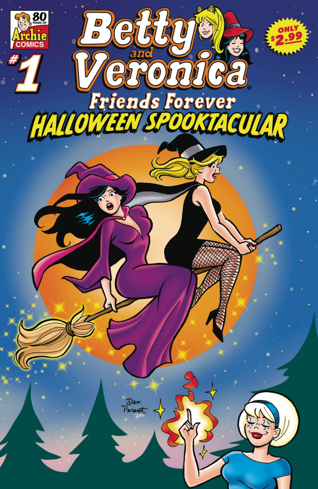 B&V Friends Forever Halloween Spooktacular #1