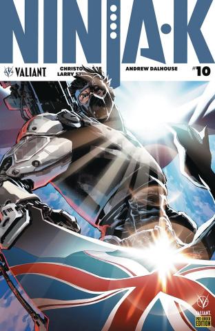 Ninja-K #10 (Cover C)