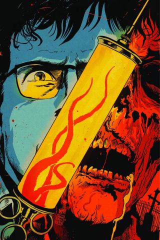Reanimator #1 (Rare Francavilla Virgin Cover)