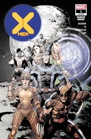 X-Men #1 (Yu Premiere Cover)
