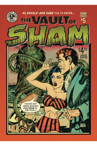 The Vault of Sham #5