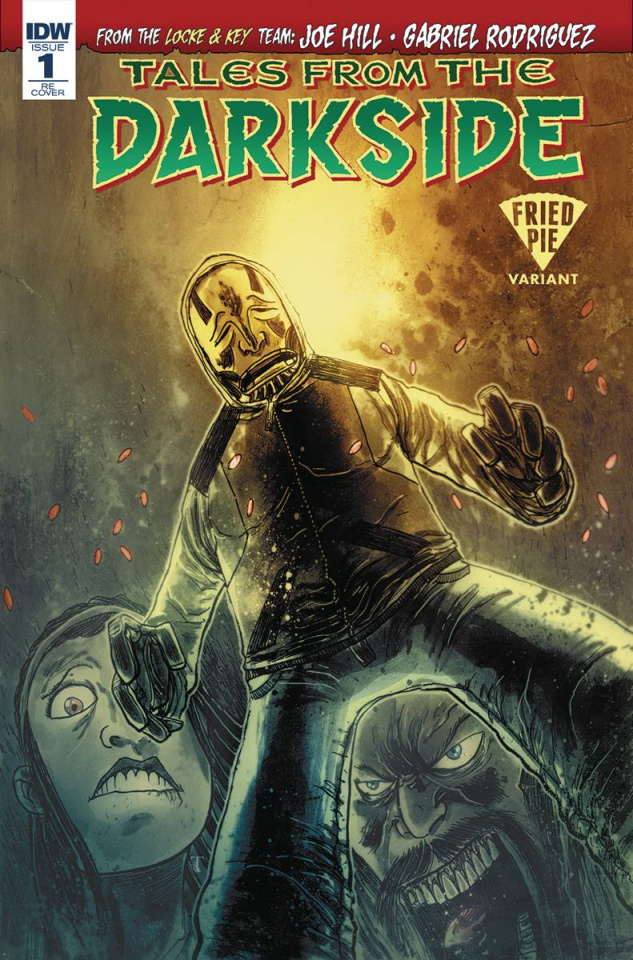 Tales from the Darkside #1 (10 Copy Cover)