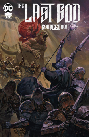 The Last God Sourcebook #1